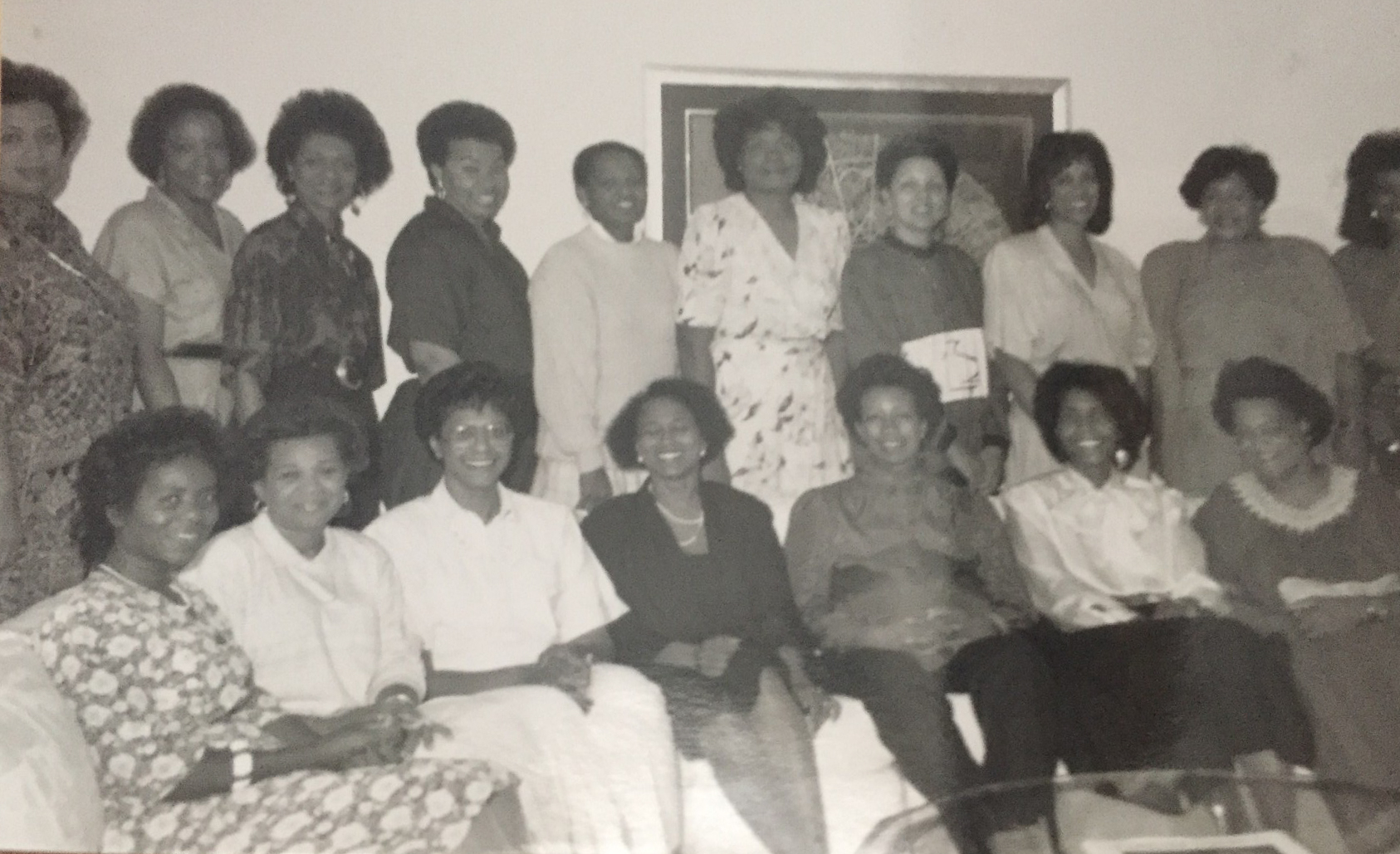 Jack and Jill South Suburban Denver Chapter Founders
